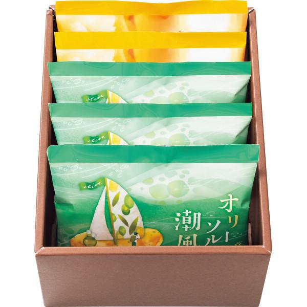 カルビー お日様と潮風のポテト(5袋)