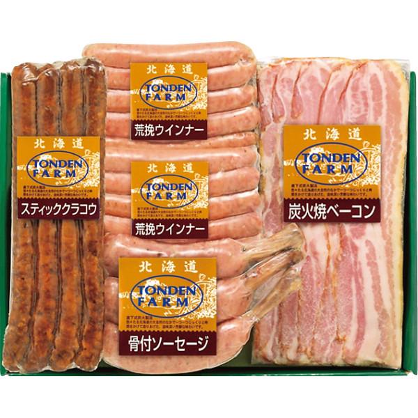 【直送】北海道トンデンファーム バラエティセット/包装・ベビーカード不可商品
