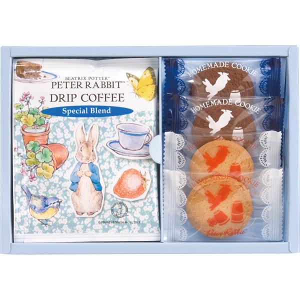 ピーターラビットTM コーヒー&スイーツギフト