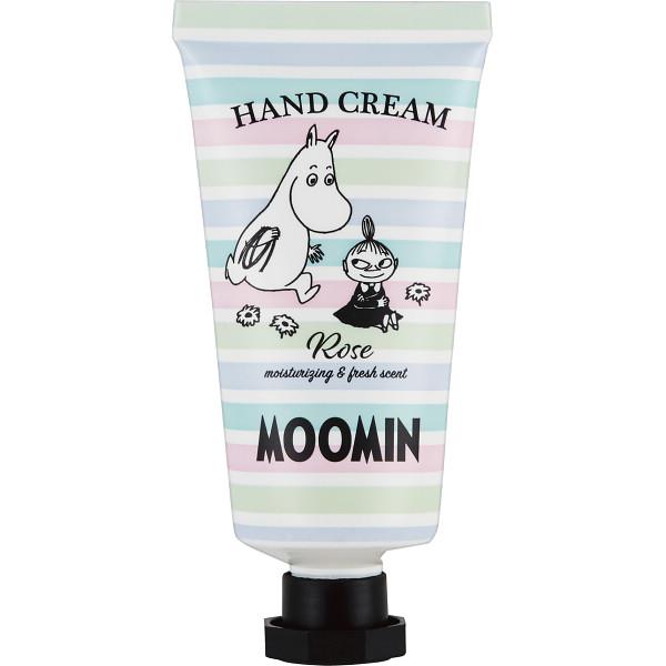 ムーミン ハンドクリーム<ローズ>/のし包装不可商品