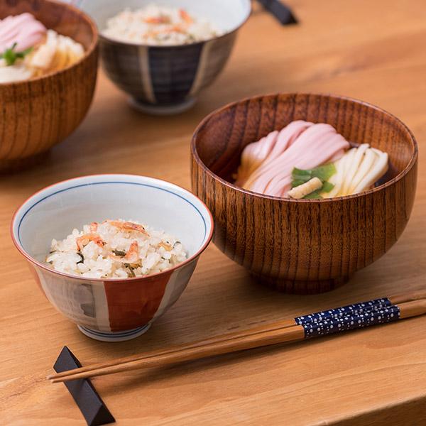 【お急ぎ便直送】名入れ紅白麺&早炊き味ご飯セットC