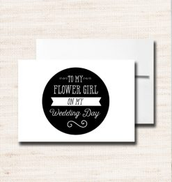 Instant Wedding Card Printables