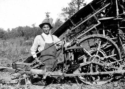 Repairing a corn binder