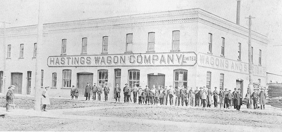 Hastings Wagon Co