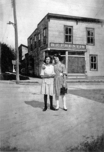 R.E. Prentis, tailor, Watford
