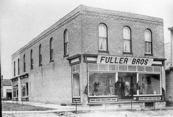 Fuller Bros. General Store, Arkona