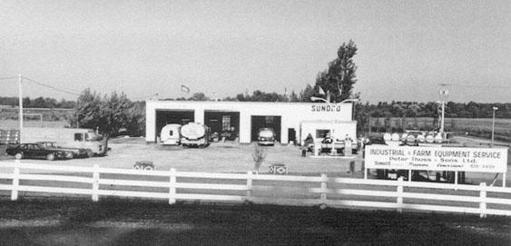 Peter Thuss & Sons Industrial & Farm Equipment Service, Arkona