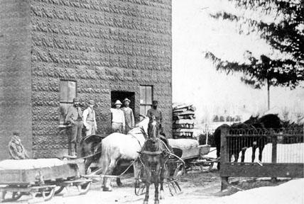 Dunlop Mill, Arkona