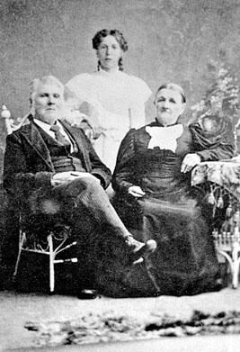 Duncan Dunlop Jr and wife Elizabeth