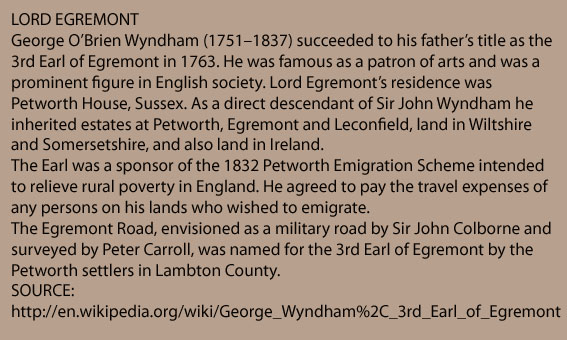 Lord Egremont