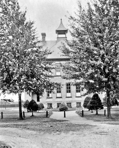 Forest High School c 1920