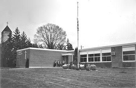St Peter Canisius School