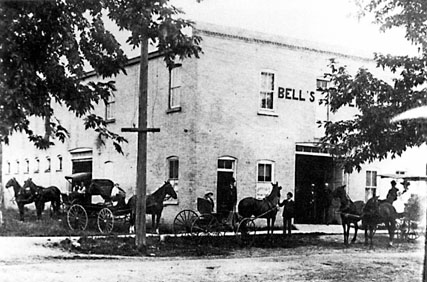 Bell's Livery Stable