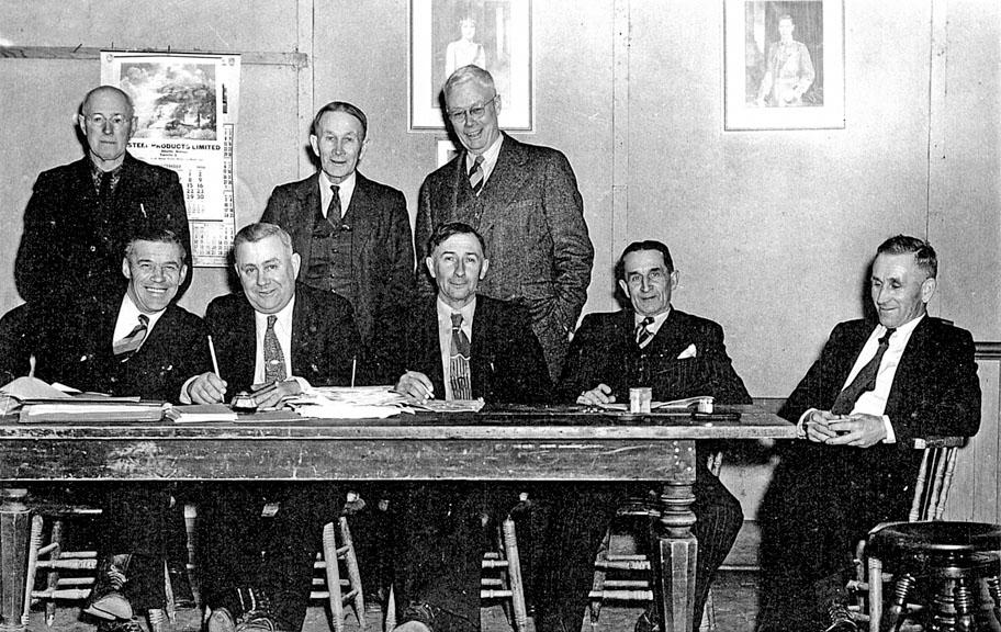 Warwick Twp. Council, 1951