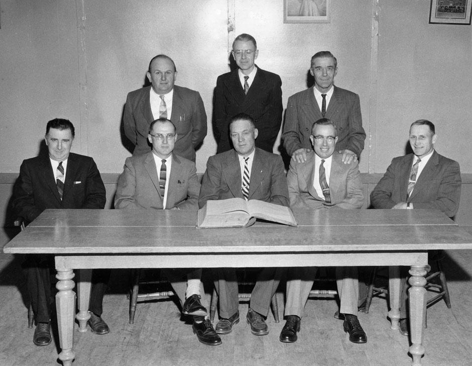 Warwick Council, 1959