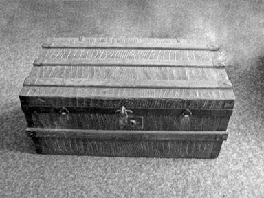 Cy Hewitt's trunk