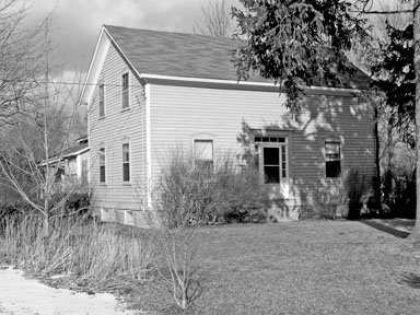 Lyle Arnel house, 7966 Egremont Rd.