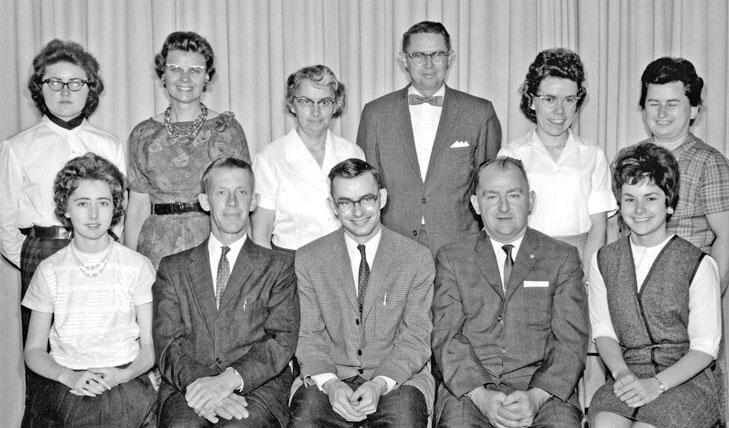 Warwick Central School staff