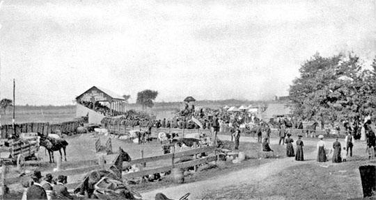 East Lambton Fair, Watford Fair Grounds, 1906