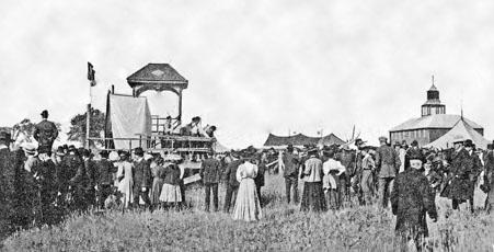 Watford Fair Grounds, May, 1923