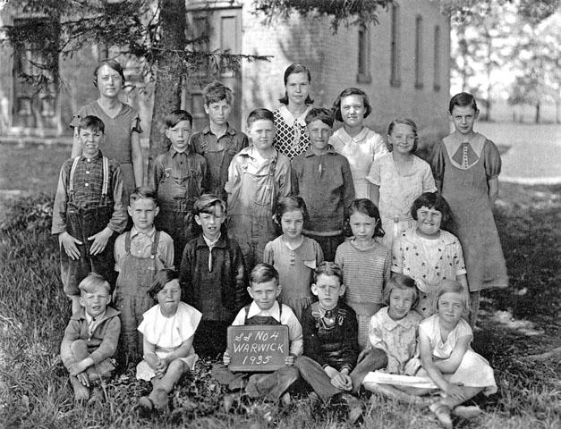 SS#4, Birnam, 1935