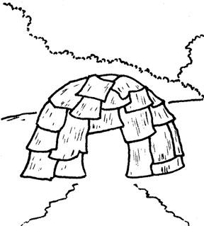 Bark Wigwam