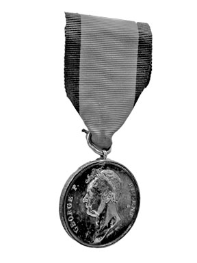 Freear (Freer) medal