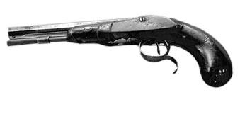 Freear (Freer) pistol