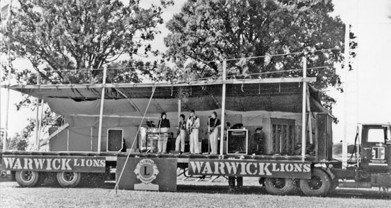 Warwick Lions Club Jamboree at the Warwick Ball Park, c. 1981