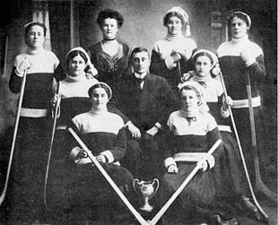 Women's hockey team, Watford