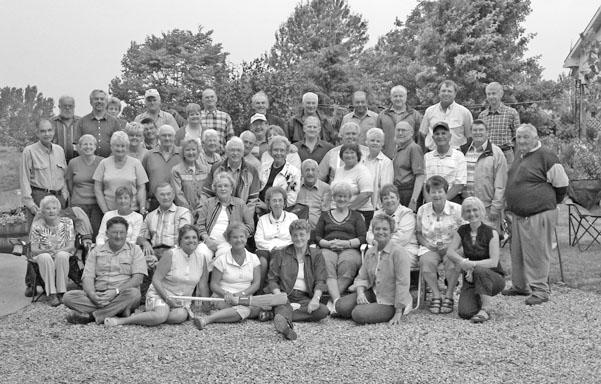 Watford Curling Club reunion 2006