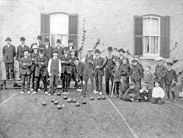 First Lawn Bowling Club, Watford