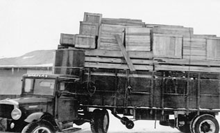 Harper Transport, Watford, 1920s or '30s