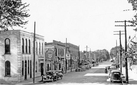 Main St., Watford, 1940s