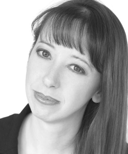 Suzanne Anderson, soprano