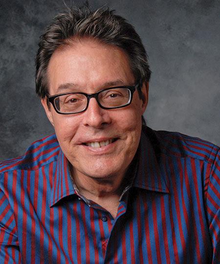 Alan Chapman, host