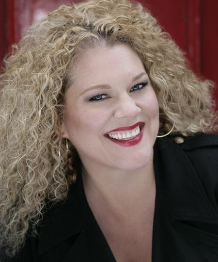 Michelle DeYoung mezzo soprano