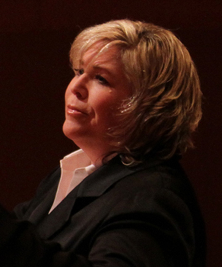 Lesley Leighton, guest conductor