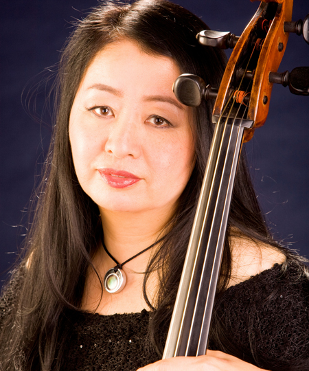 Cecilia Tsan Cello
