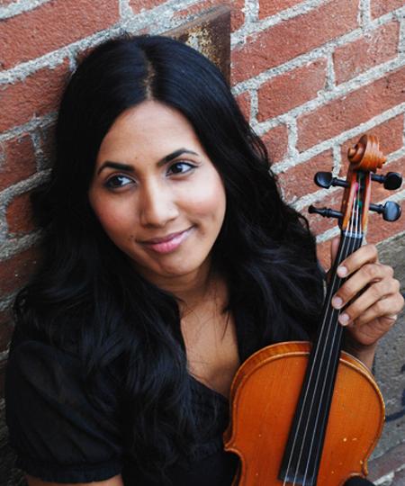 Shalini Vijayan Violin