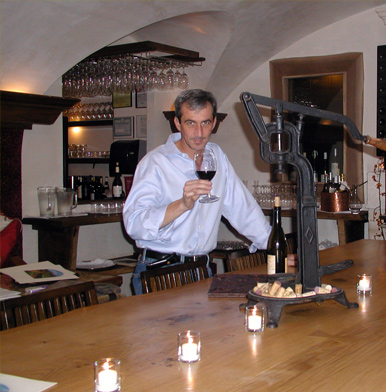 André Compreyre: an ambassador of winemakers