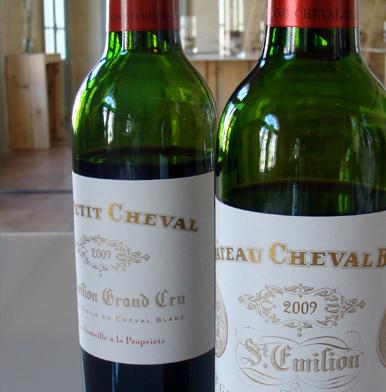 Cheval Blanc 2009 vintage