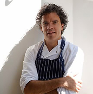 Peter Gordon: New Zealand cooking and its wines