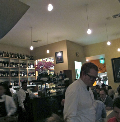 Il Pastaio authentic Italian restaurant in Beverly Hills
