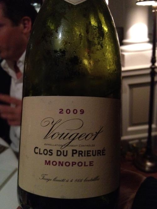 Clos Vougeot Chardonnay