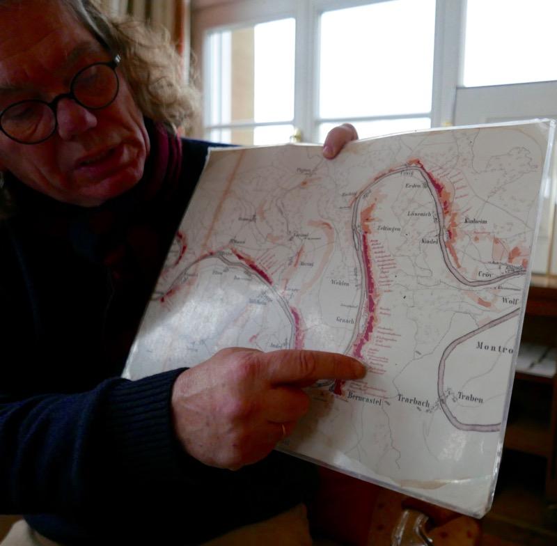 Dr Loosen vineyards