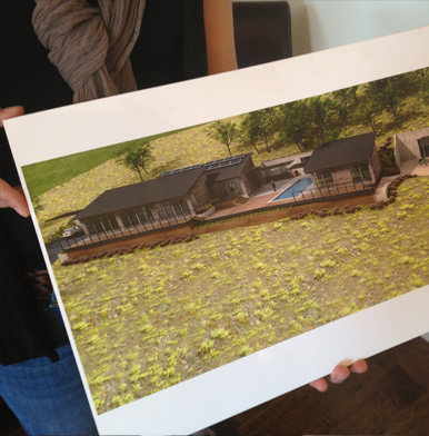 Melka: building a modern winery in Napa