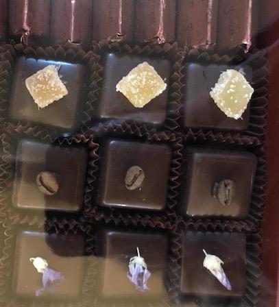 Turin chocolate