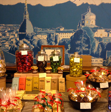 Turin: chocolate capital of the Alps
