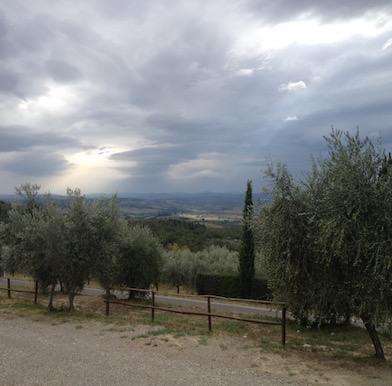 Osteria di Fonterutoli: Tuscan wining and dining in a village with 24 generations of family winemaking